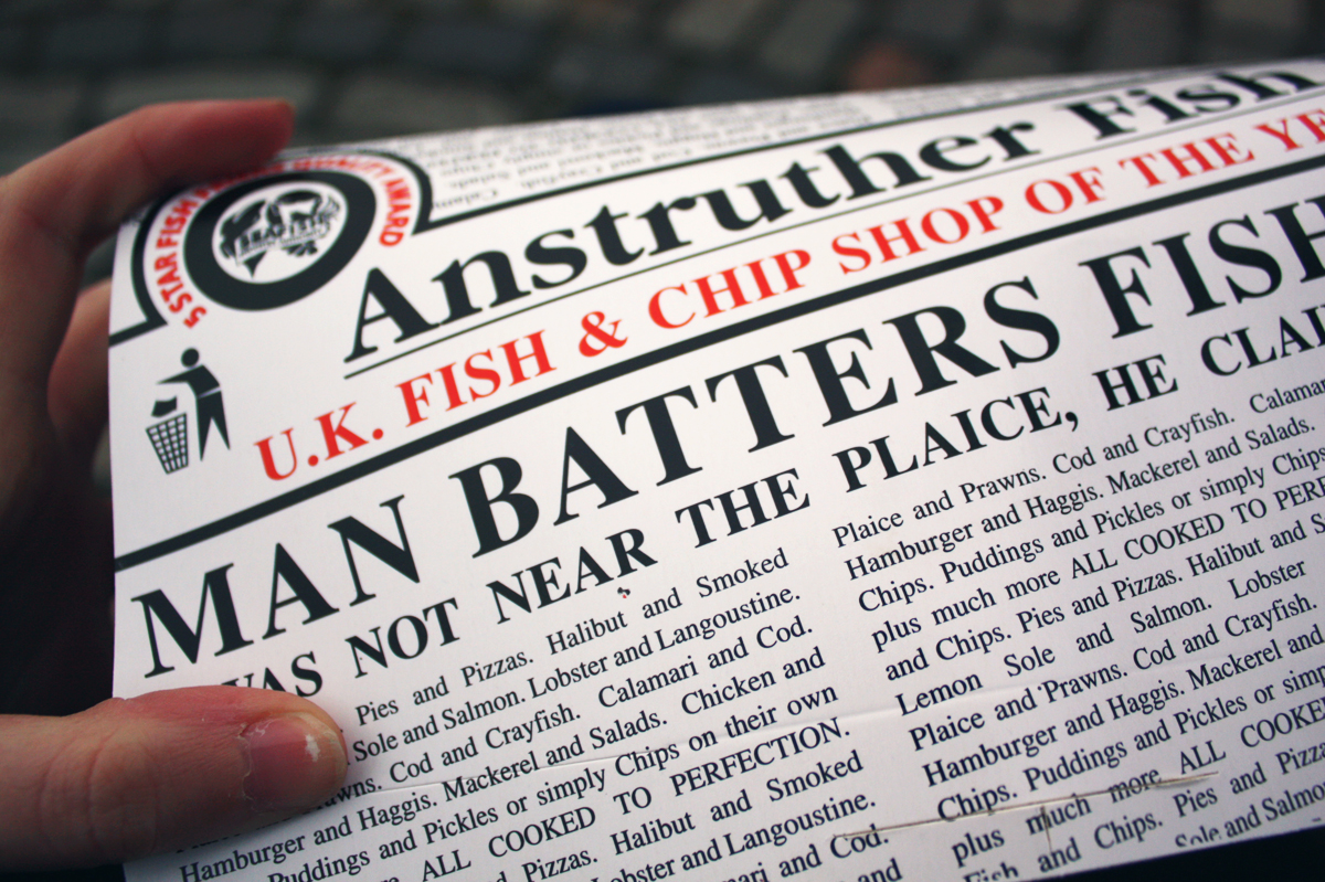 the best fish and chips in scotland anstruchern 2