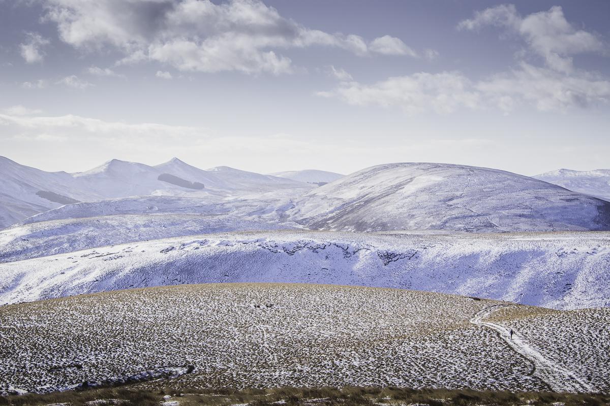 Pentlands winter walk  (14 of 31)